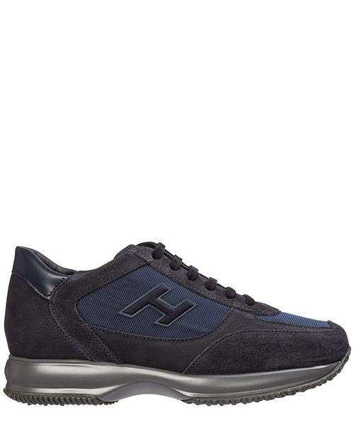 Sneaker Hogan interactive hxm00n0q101liu871f blu