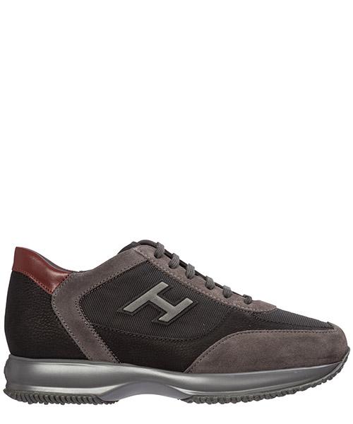 Sneaker Hogan interactive hxm00n0q101liu871m grigio