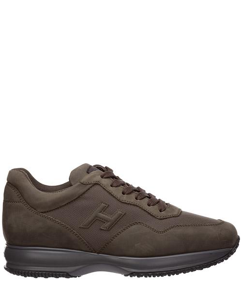 Sneakers Hogan interactive HXM00N0U041JCC2BA9 verde