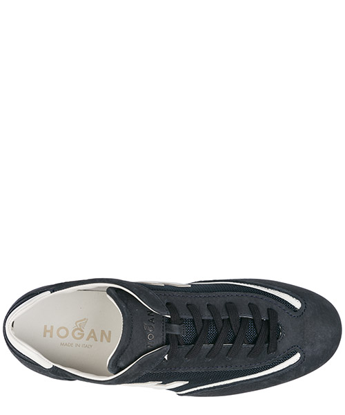 Scarpe sneakers uomo in pelle olympia secondary image