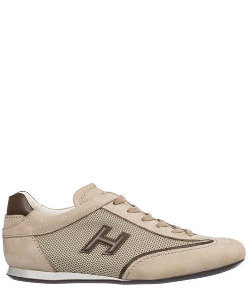 Кроссовки Hogan olympia hxm0520i974igk0pcl beige