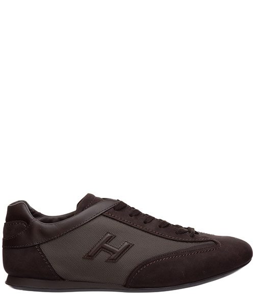 Sneakers Hogan olympia HXM0570I972H1F3AA0 marrone