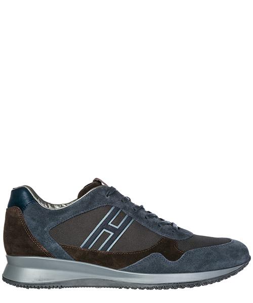 Sneakers Hogan Time active HXM1480A4816V6247R blu