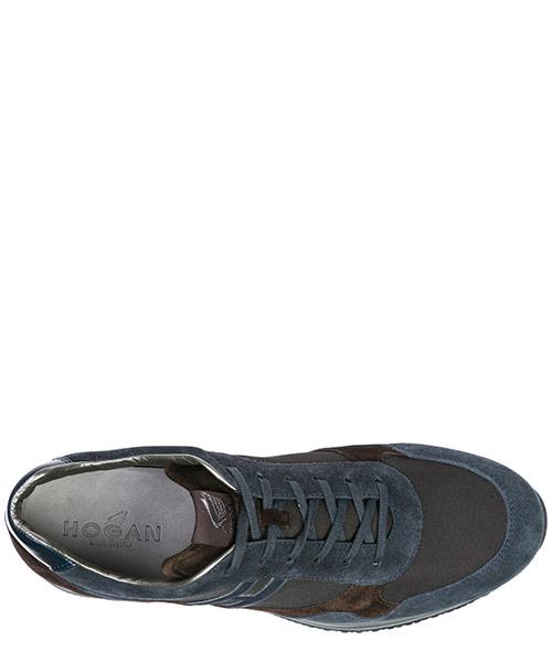 Scarpe sneakers uomo camoscio time active secondary image