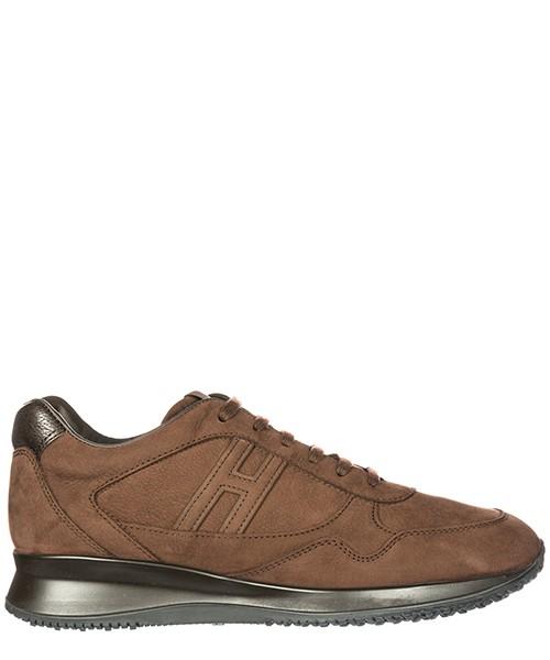 Sneakers Hogan HXM1480E4606V89865 marrone