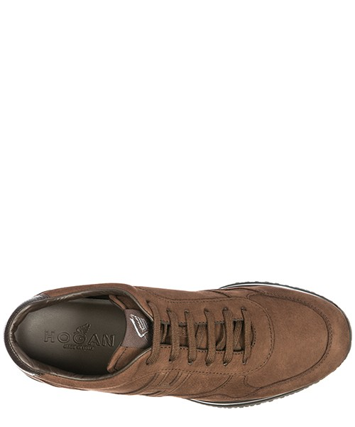 Scarpe sneakers uomo in pelle time active secondary image