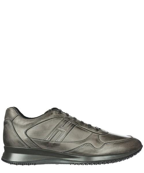 Sneakers Hogan - HXM1480E460F0UB401 piombo