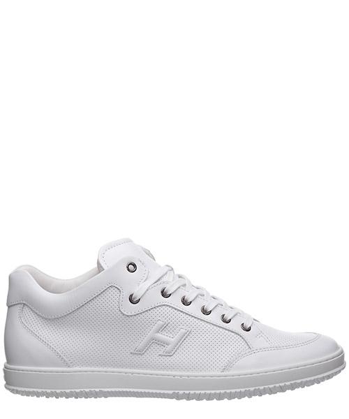 High-top sneakers Hogan h168 HXM1680Q0101POB001 bianco