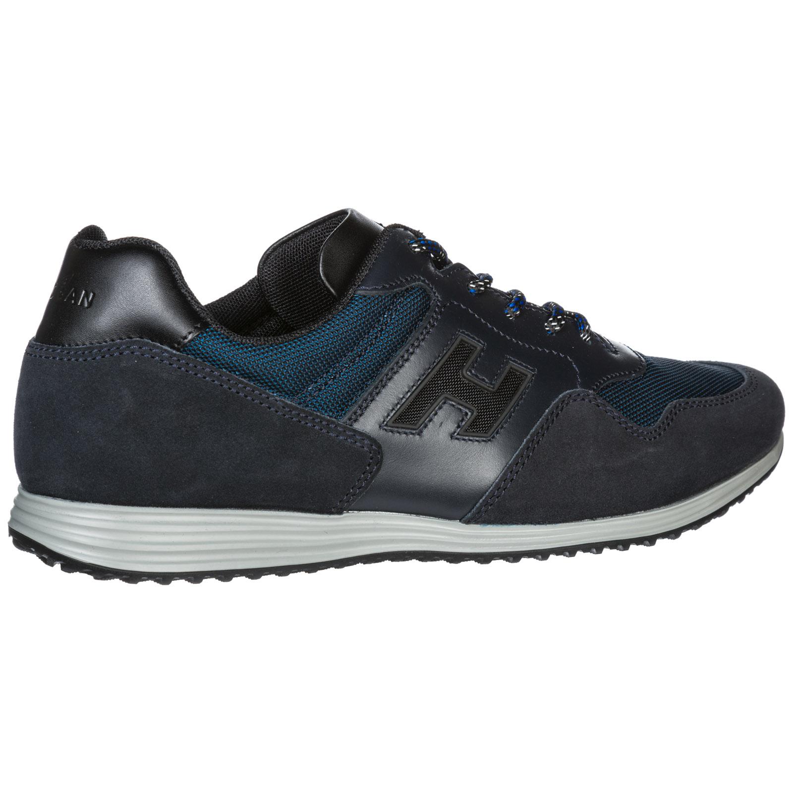 nouvelle arrivee 3b9f7 6756b Chaussures baskets sneakers homme en daim olympia x