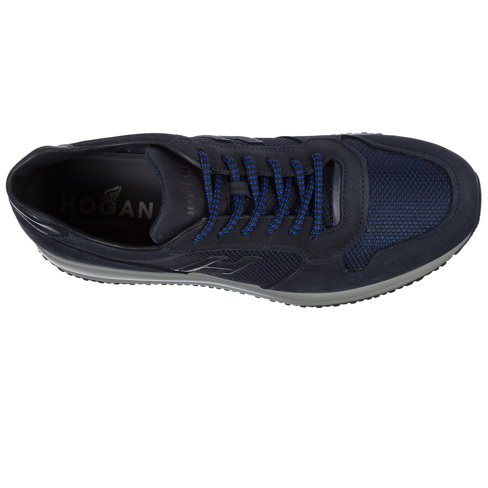 Sneakers Hogan Interactive N20 HXM2460Z120H546Z17 blu  dfd0c00dc7c