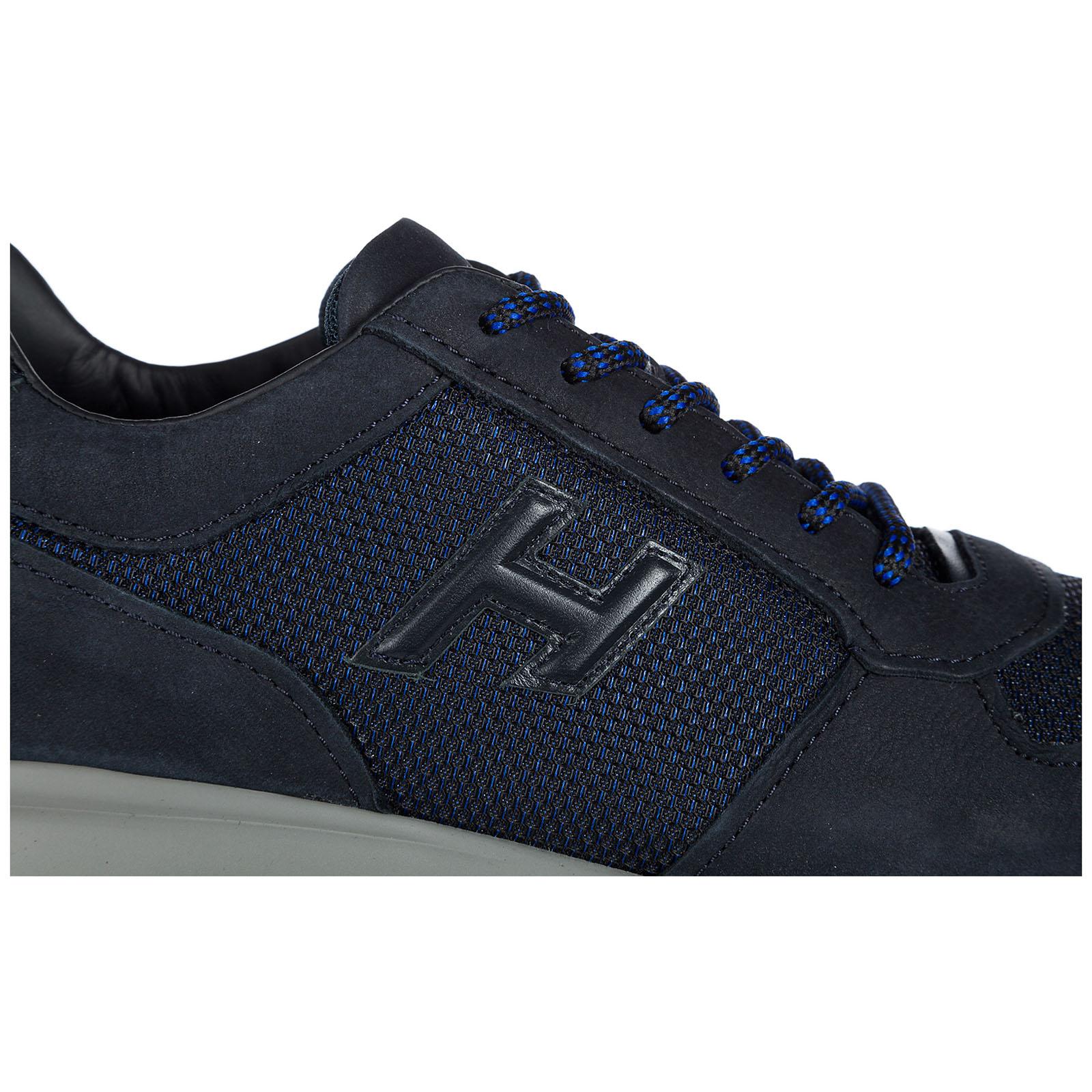 Sneakers Hogan Interactive N20 HXM2460Z120H546Z17 blu  ceecfa9c676