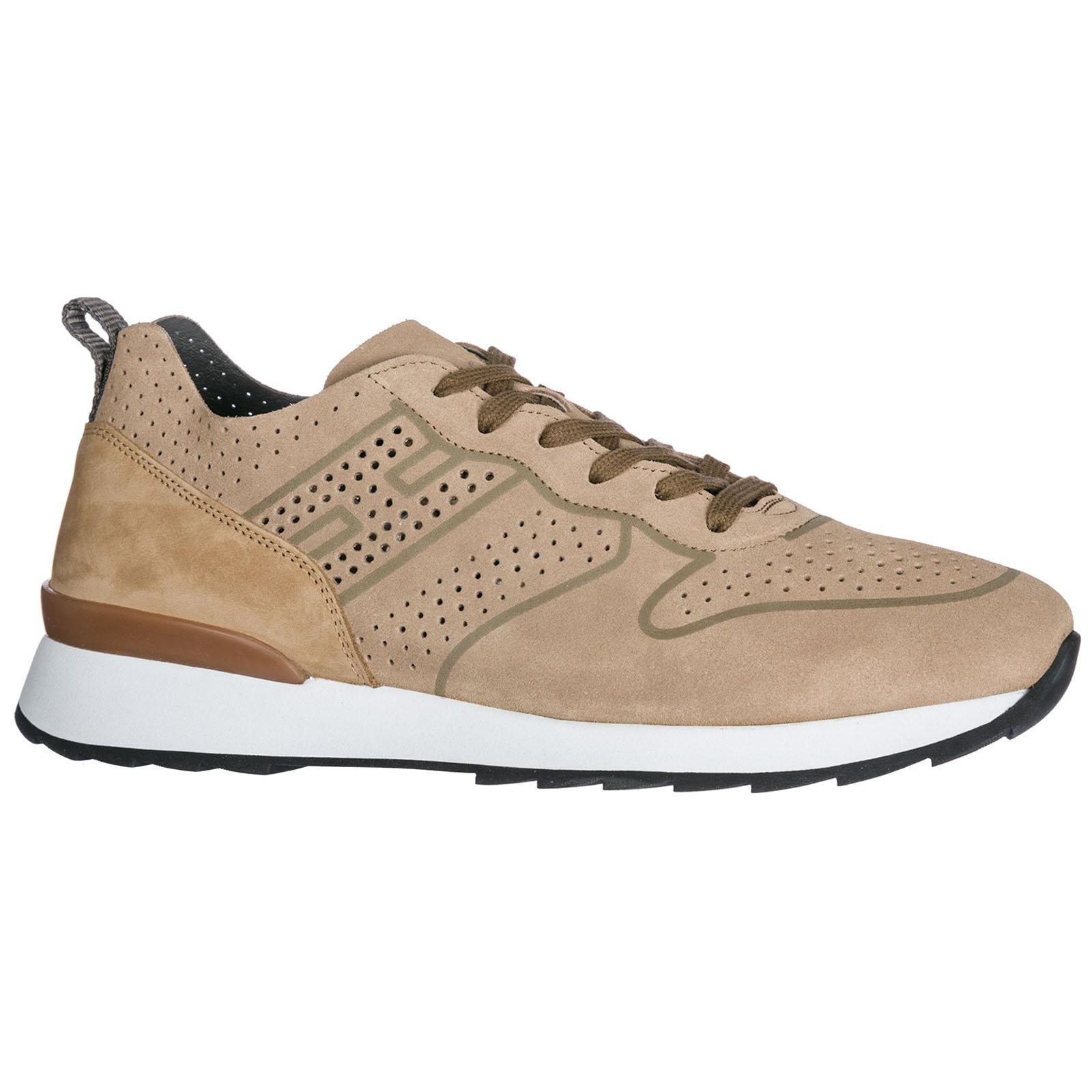 e5682d136234d Sneakers Hogan Running - R261 HXM2610K200IHHC808 biscotto medio ...