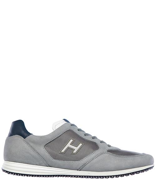 Sneakers Hogan Olympia X - H205 HXM2050Q1507ZM988U grigio