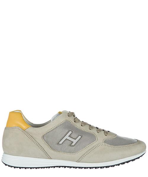 Sneakers Hogan Olympia X - H205 HXM2050Q1507ZM988X beige