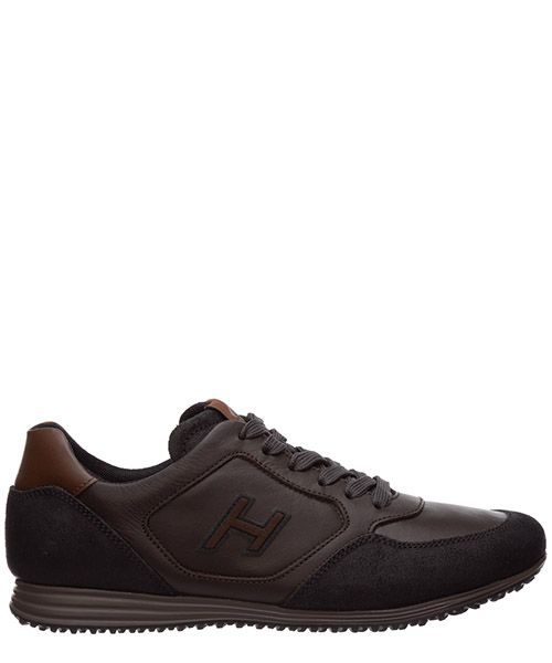 Sneakers Hogan olympia HXM2050T861E4N656E marrone