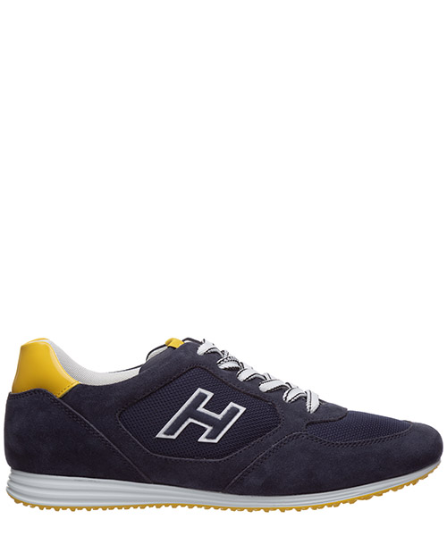 Sneakers Hogan olympia HXM2050U670FKB873M blu