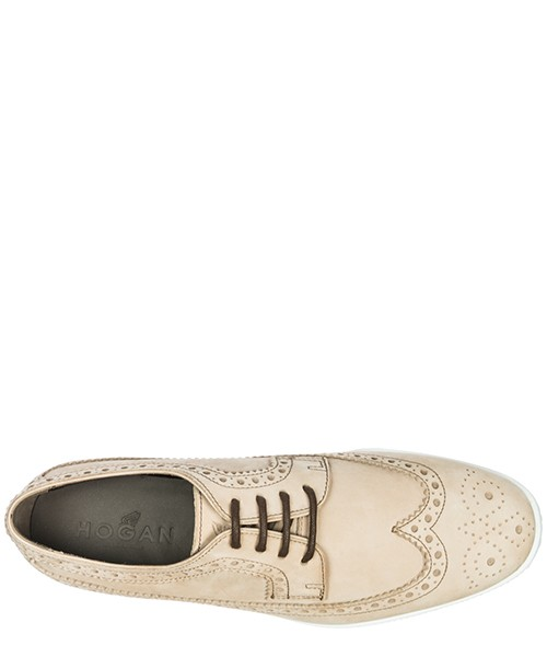 классические туфли на шнурках мужские кожаные derby secondary image