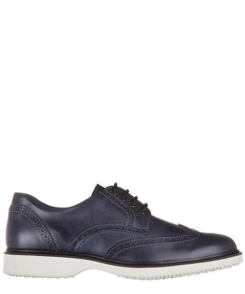 Lace up shoes Hogan H217 HXM2170M0818A1U604 blu