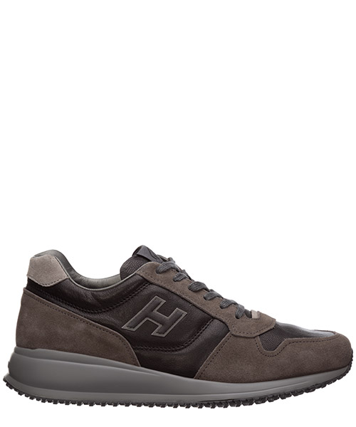 Sneakers Hogan n20 HXM2460Q2619FD698F grigio