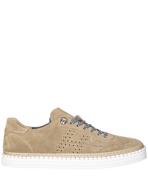 Zapatillas deportivas Hogan R260 HXM2600K850I9SC808 biscotto medio