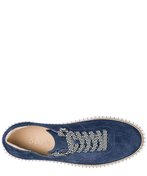 Men's shoes suede trainers sneakers r260 secondary image
