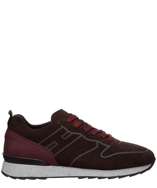 Sneakers Hogan r261 HXM2610J220HRS0XFE marrone