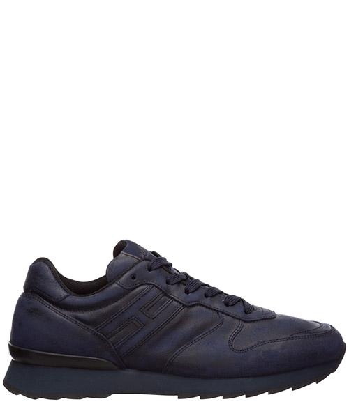 Sneakers Hogan r261 HXM2610R676GZXU801 blu