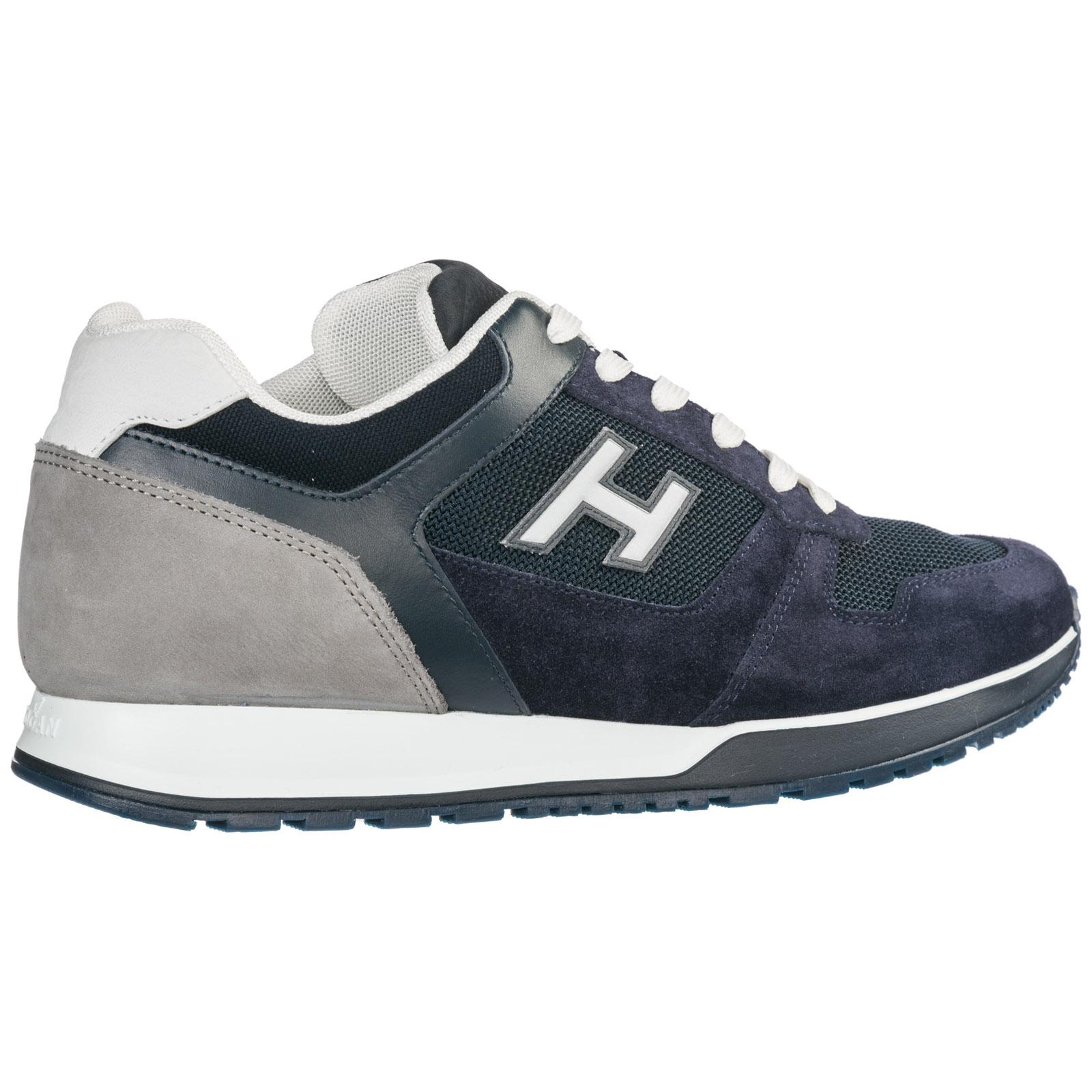 acheter populaire a00dd 18588 Chaussures baskets sneakers homme en daim h321