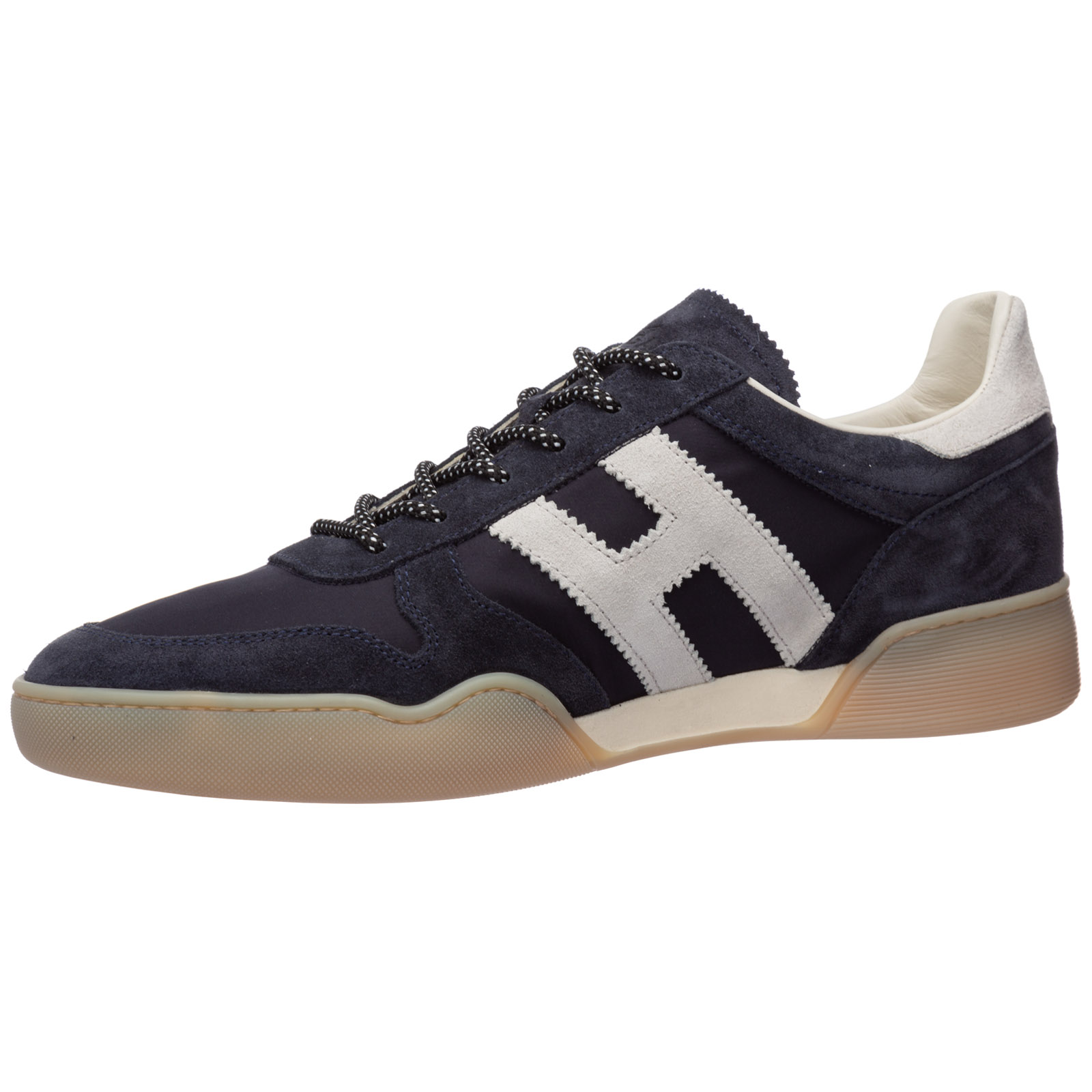 Men's shoes suede trainers sneakers h357