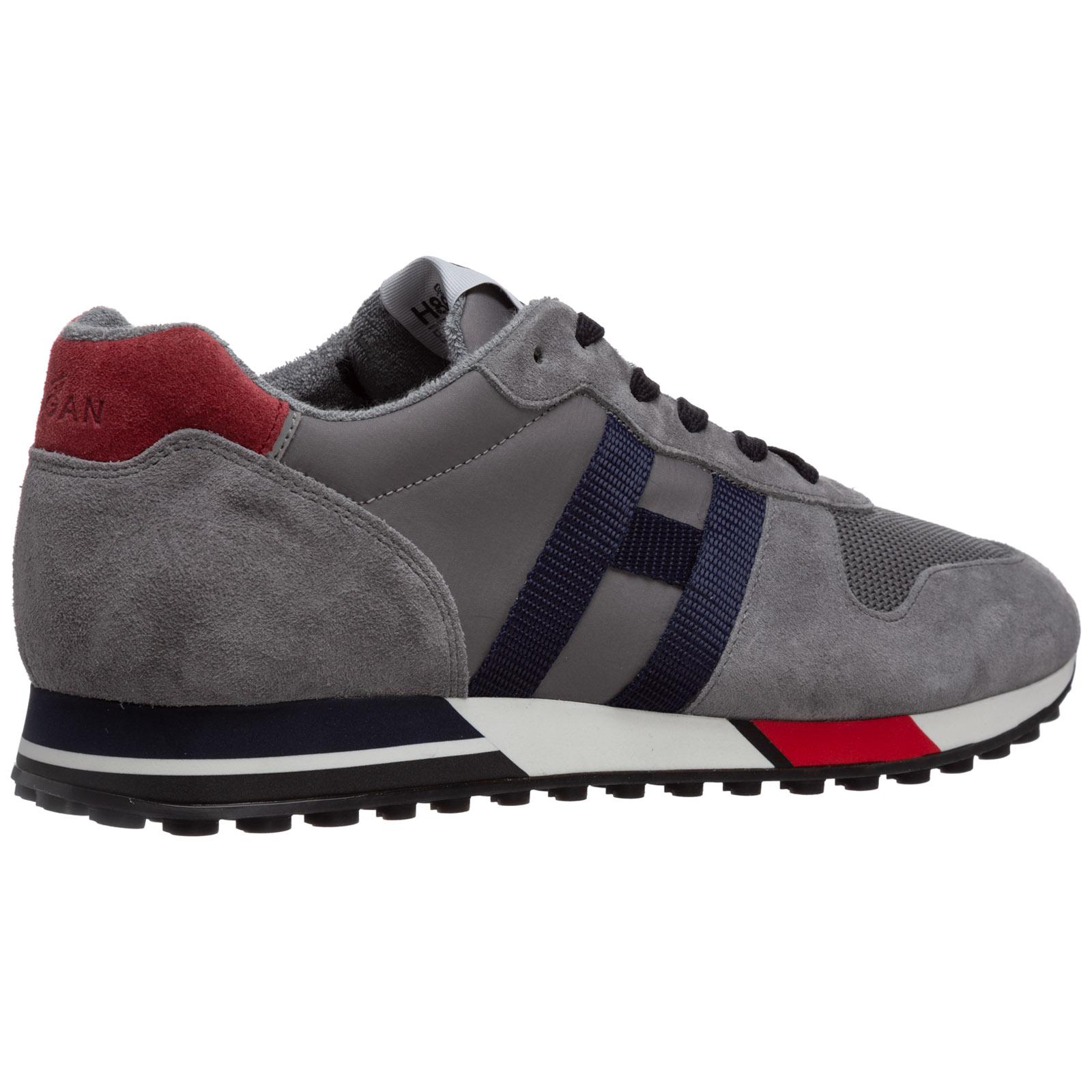 Sneakers Hogan h383 HXM3830AN51JHM50CS grigio | FRMODA.com