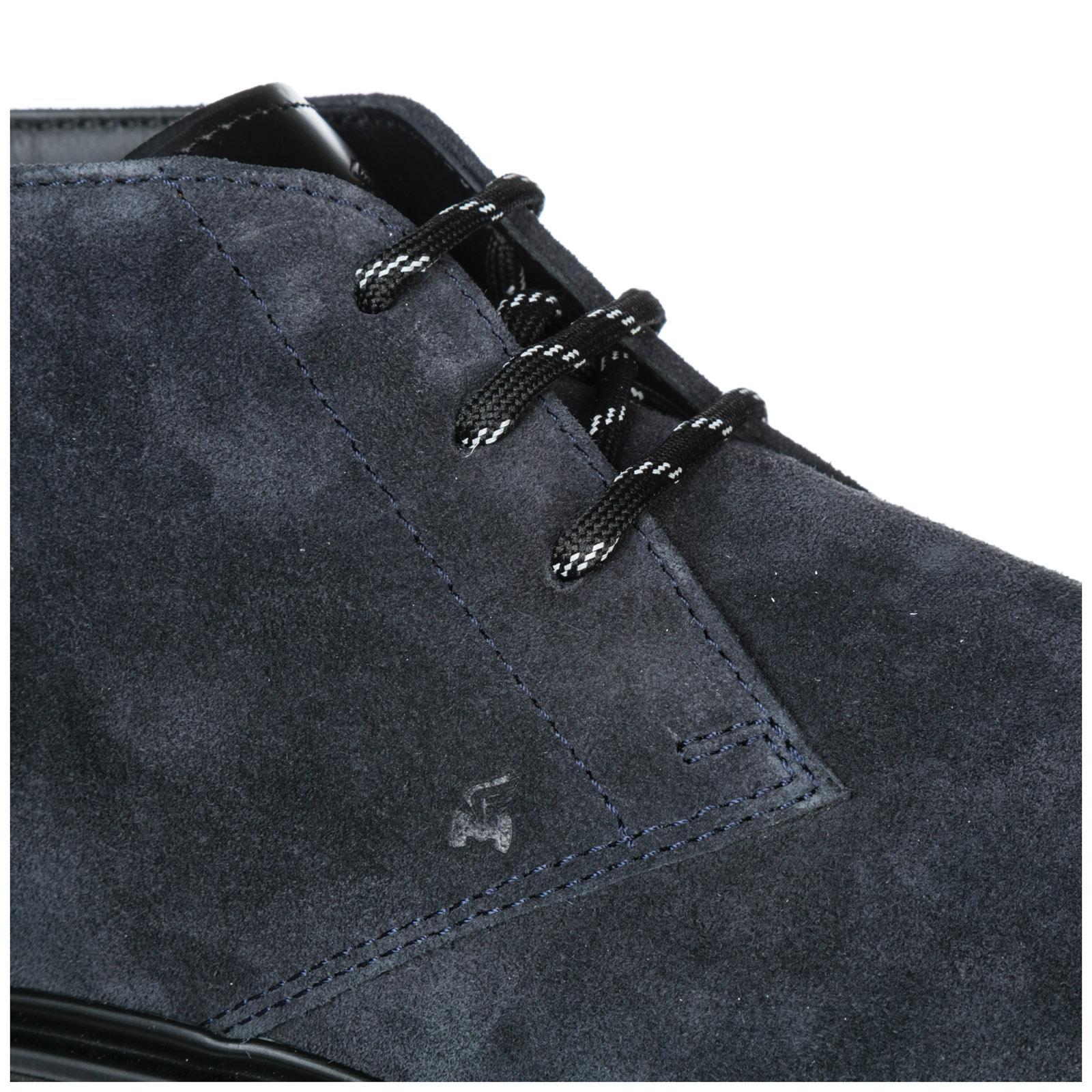 scarpe stivaletti Polacchine camoscio h393 uomo gw1q56