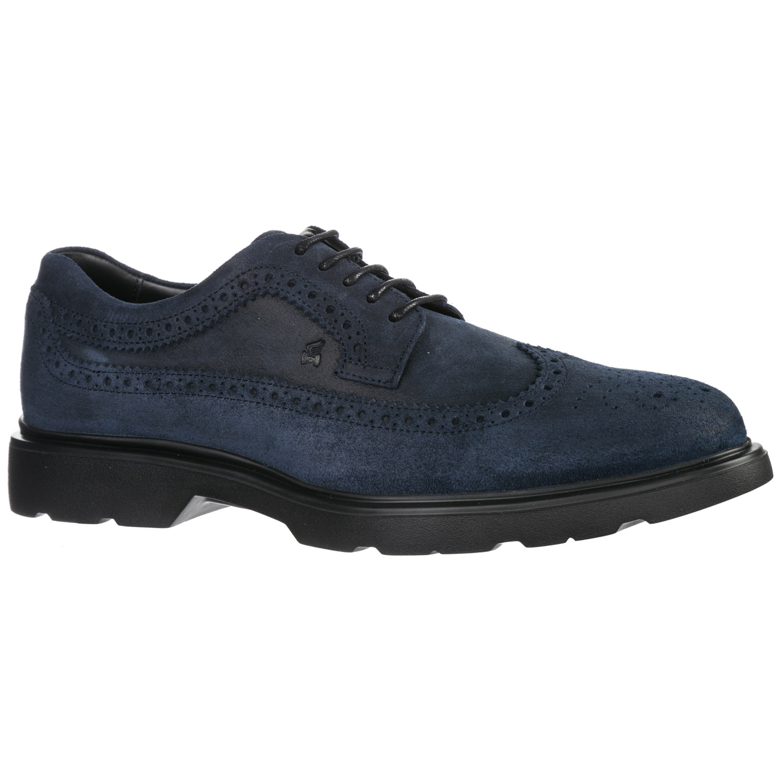 Men's classic suede lace up laced formal shoes h304 derby