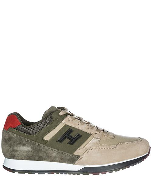 Sneakers Hogan H321 HXM3210K800IJN976O verde