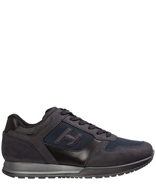 Sneaker Hogan h321 hxm3210y850lk7971m blu
