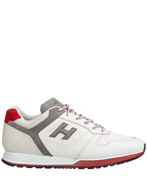 Sneakers Hogan H321 HXM3210Y851KEE689F bianco