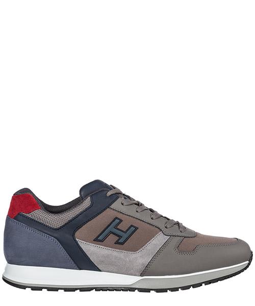 Sneakers Hogan H321 HXM3210Y860JBV374Q grigio