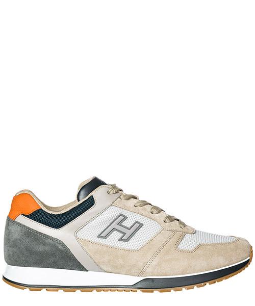 Zapatillas deportivas Hogan H321 HXM3210Y861I7J786X beige