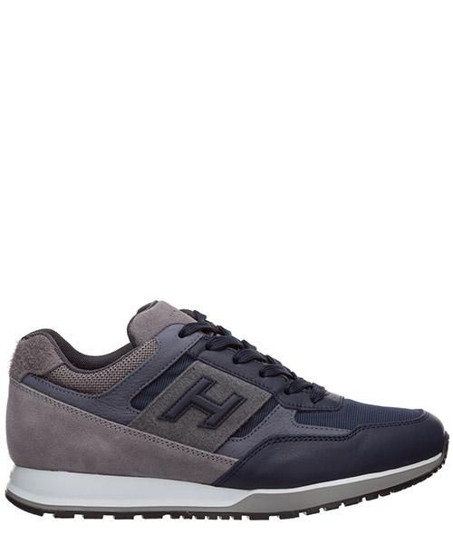 Sneakers Hogan h321 HXM3210Y940JBU784Q grigio
