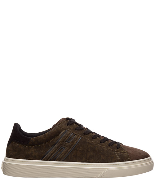 Sneakers Hogan h340 HXM3400J310HT8743D verde