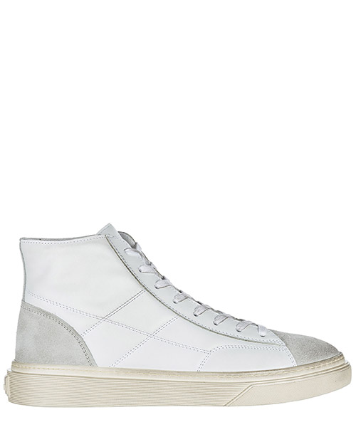 Sneakers alte Hogan H340 HXM3400J560HWP240D bianco city