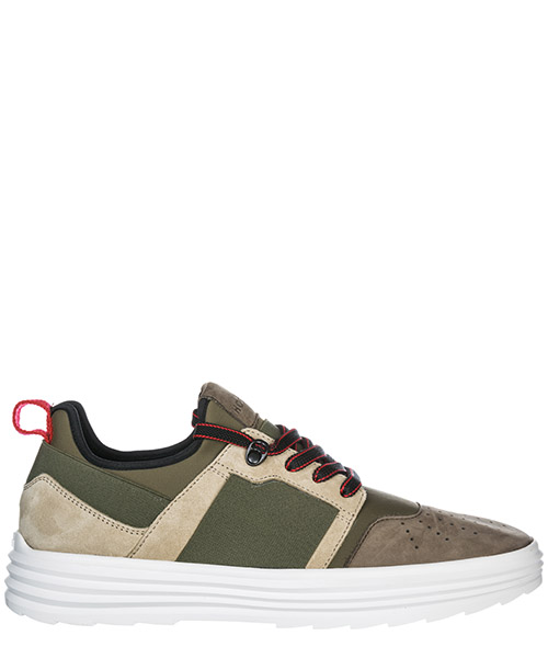 Sneakers Hogan HXM3410J340IID0PD6 verde