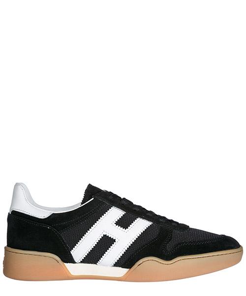 Кроссовки Hogan H357 HXM3570AC40IPJ0002 nero bianco