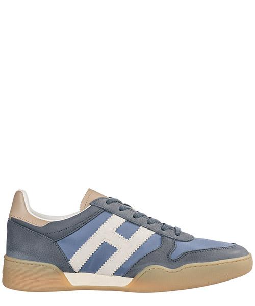 Zapatillas deportivas Hogan H357 HXM3570AC40KF86EDL azzurro,avorio