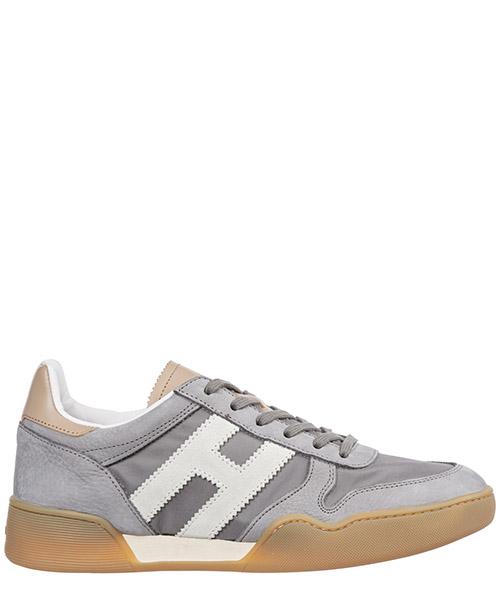 Sneakers Hogan h357 hxm3570ac40kwd75ts grigio