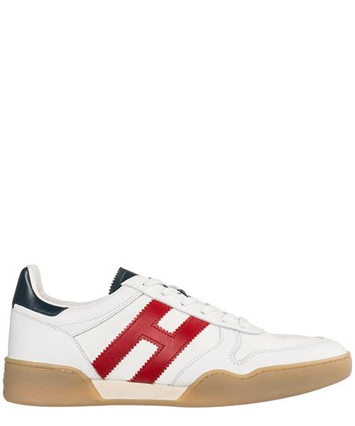 Turnschuhe Hogan H357 HXM3570AC40L1Q673P bianco,rosso,blu