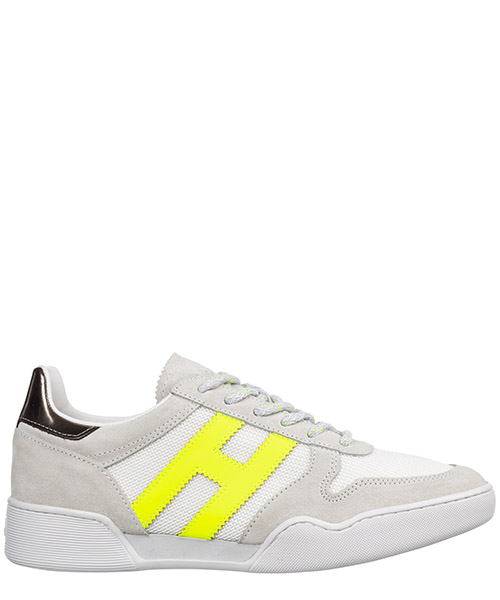 Sneakers Hogan h357 hxm3570ac42kf76edn grigio