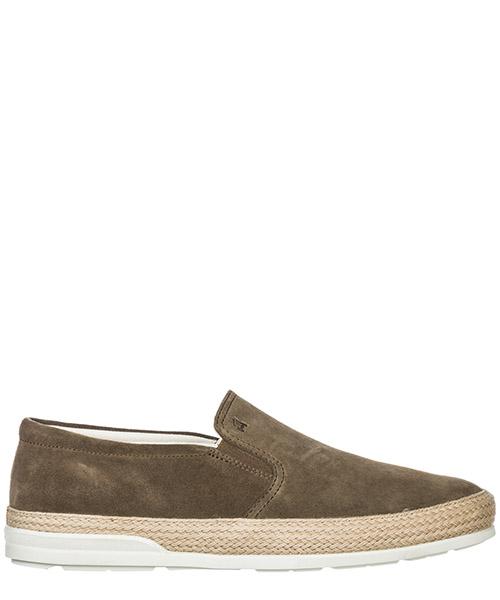 Slip-on shoes Hogan h358 hxm3580ae50hg0s413 fango chiaro