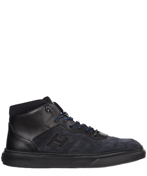 High-top sneakers Hogan h365 hxm3650am50jg62940 blu