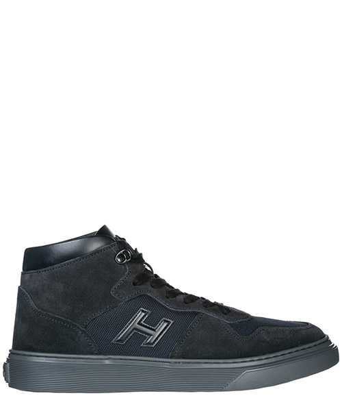 High top sneakers Hogan H365 HXM3650AM70JGF3735 blu