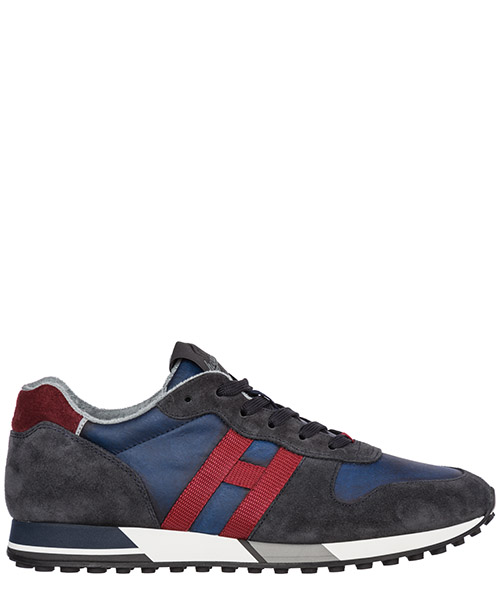 Sneakers Hogan H383 HXM3830AN50JHL6EEA blu